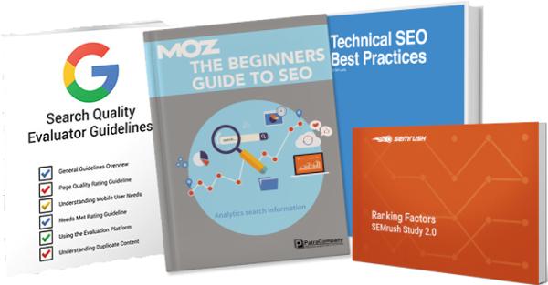 Free SEO Training Guides